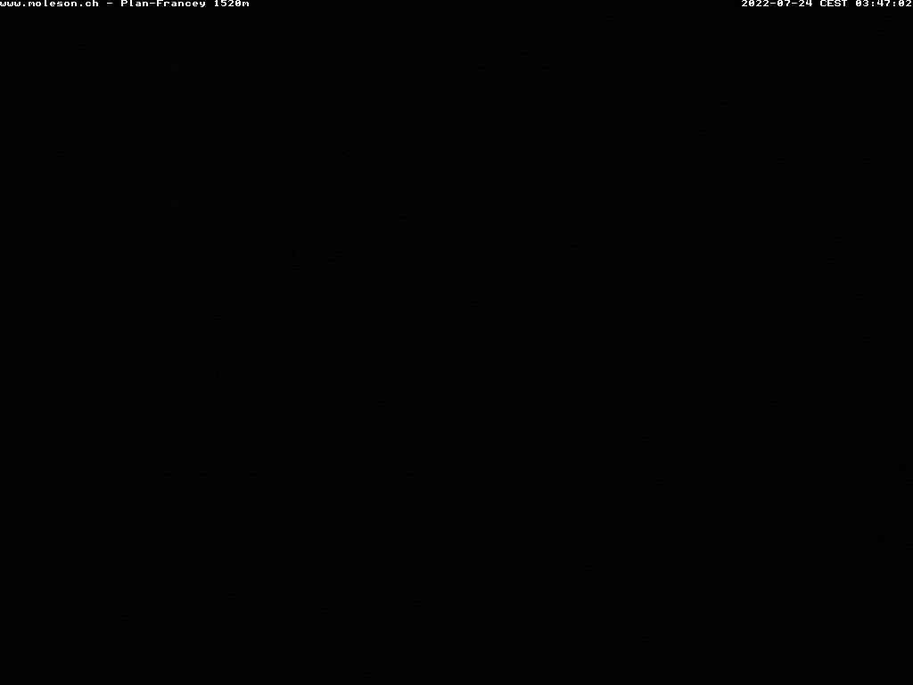 Webcam Moléson, Plan-Francey 1524m