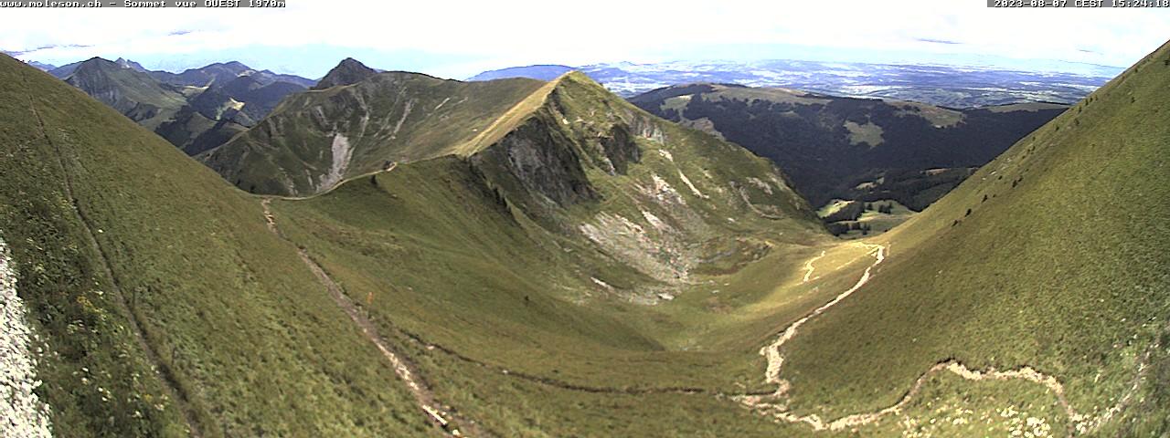 Moléson Summit - 2002 m
