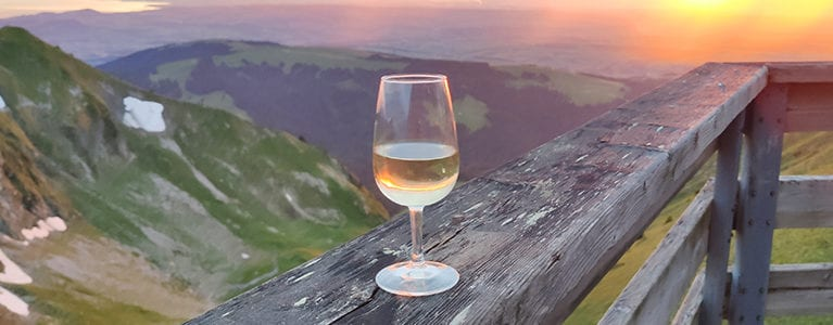 Friday – Wines and tapas to the top